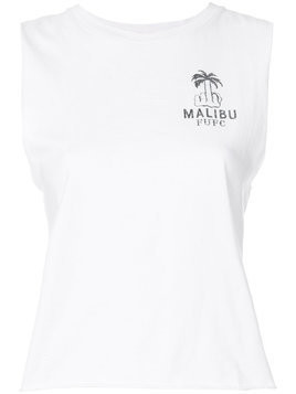 Local Authority - Malibu tank top - Damen - Cotton - M - White