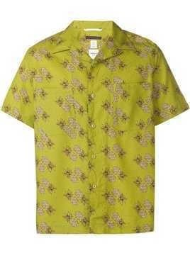 East Harbour Surplus Miami pineapple shirt - Green