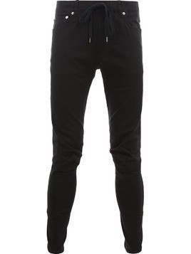 Attachment jogger jeans - Black