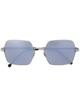 Cutler & Gross bohemian 70's inspired sunglasses - Metallic