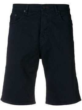 Ps By Paul Smith straight cut bermudas - Blue