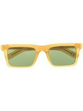 Retrosuperfuture square-frame sunglasses - Yellow
