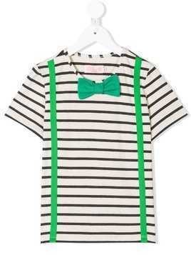 Bang Bang Copenhagen Louis striped T-shirt - Neutrals