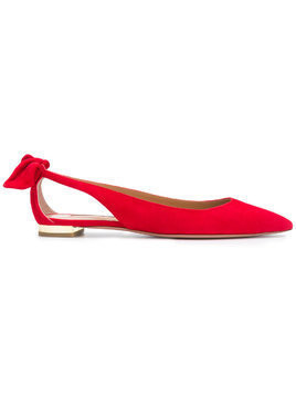 Aquazzura pointed ballerina shoes - Unavailable