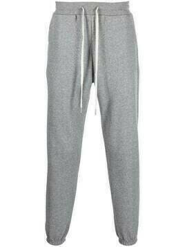 John Elliott LA drawstring track pants - Grey