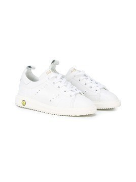 Golden Goose Kids Starter sneakers - White