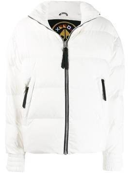 Moose Knuckles Lumsden padded jacket - White
