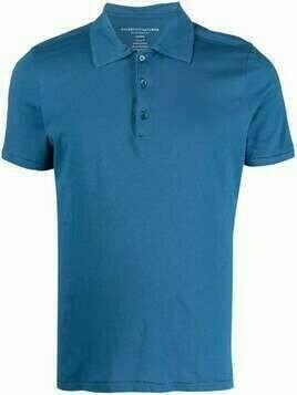 Majestic Filatures classic cotton polo shirt - Blue
