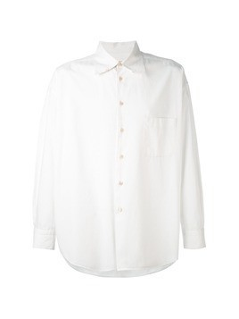 Romeo Gigli Vintage long sleeve shirt - White