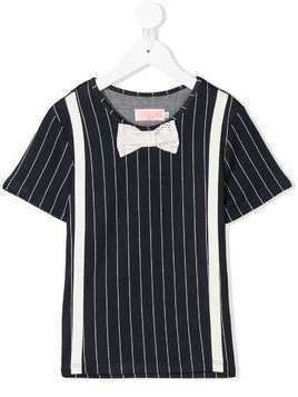 Bang Bang Copenhagen Louis striped T-shirt - Blue