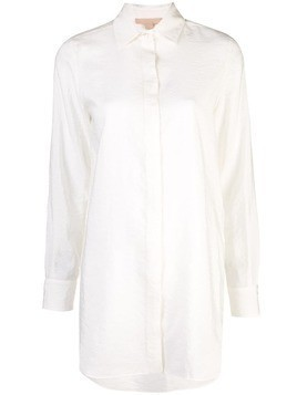 Brock Collection mid-length shirt - White
