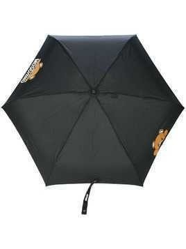 Moschino Super Mini bear umbrella - Black
