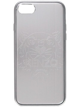 Kenzo Tiger etched iPhone 7 Case - Grey