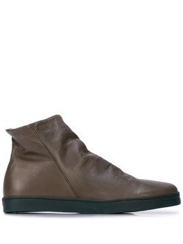 Fiorentini + Baker slip-on ankle boots - Brown
