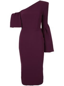 Alex Perry Rhys dress - PURPLE