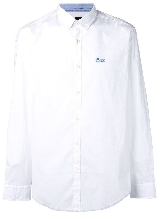 BOSS Athleisure shirt - White
