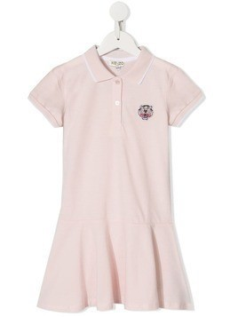 Kenzo Kids tennis dress - Pink