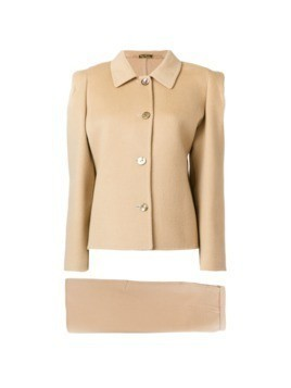 Pierre Cardin Vintage two-piece skirt suit - Nude&Neutrals