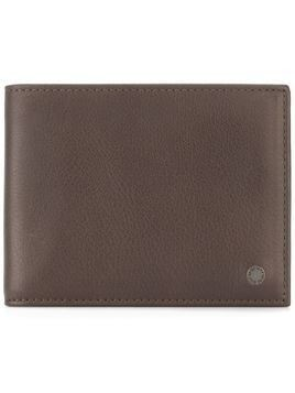 Orciani 'Valley' billfold wallet - Brown