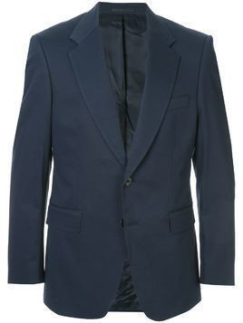 Gieves & Hawkes fitted formal blazer - Blue
