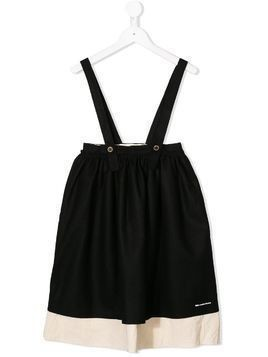 Little Creative Factory Kids skirt with braces - Black
