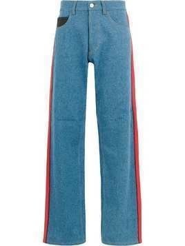 Koché side stripe jeans - Blue