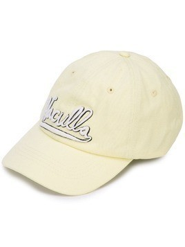 Haculla embroidered logo cap - Yellow