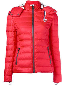 Rossignol W Caroline quilted jacket - Red
