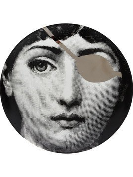 Fornasetti pirate eye T&V wall plate - Grey