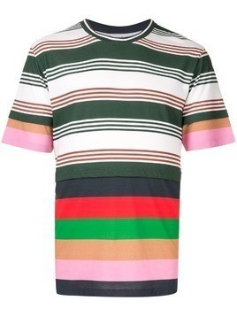 Loewe striped T-shirt - Multicolour