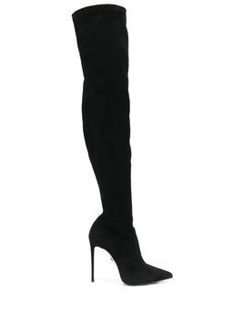 Le Silla Eva stretch boots - Black