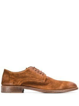 Moma lace-up shoes - Brown
