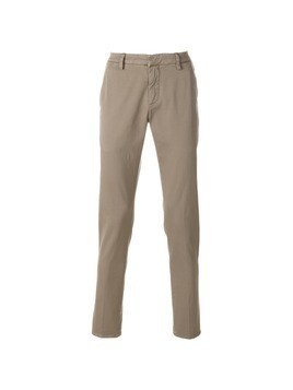Dondup fitted chino trousers - Brown
