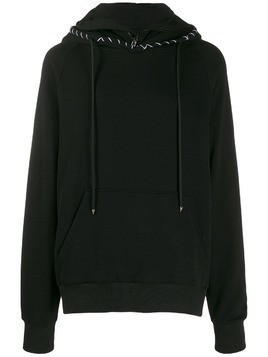 Mjb printed sweatshirt - Black