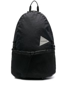 and Wander X-pac day backpack - Black
