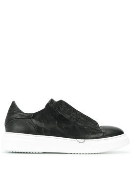 Masnada low-top sneakers - Black