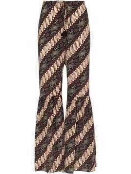 Figue Brielle batik-print trousers - Javdi