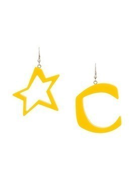 Corto Moltedo C Stella earrings - Yellow