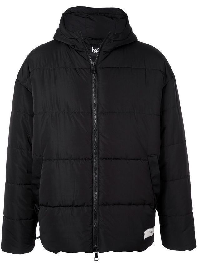 Haculla Stroke of DNA jacket - Black