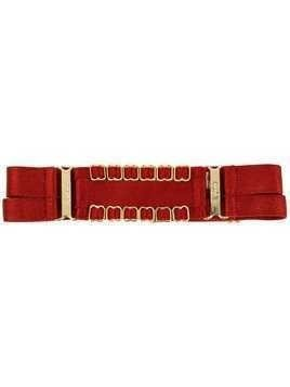 Bordelle Claret collar - Red