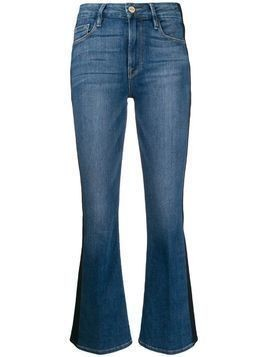 Frame bell-bottom skinny jeans - Blue