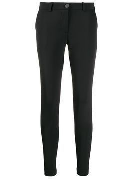 Isabel Benenato skinny-fit trousers - Black