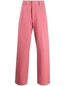 Acne Studios straight-leg trousers - Pink