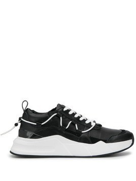 D.Gnak SU0404 lace-up sneakers - Black