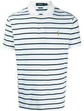 Polo Ralph Lauren striped polo shirt - White