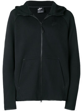 Nike basic zipped jacket - Black