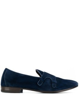 Henderson Baracco classic slip-on loafers - Blue