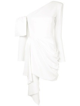 Alex Perry Quinn dress - White