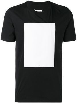Maison Margiela graphic T-shirt - Black