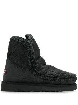 Mou Eskimo French boots - Black